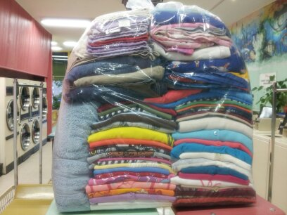 Paying Online for Individual Laundry Services – Good News